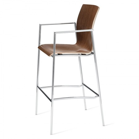 Source Axis Bar Stool